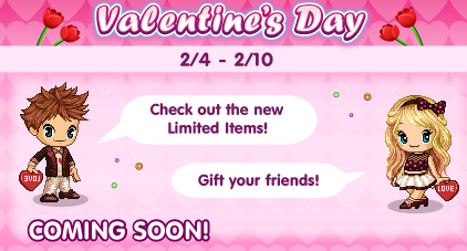 Valentines Day Items