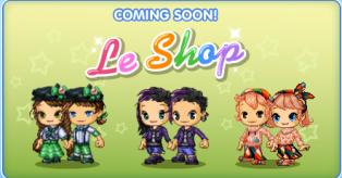 New Le Shop 2/17