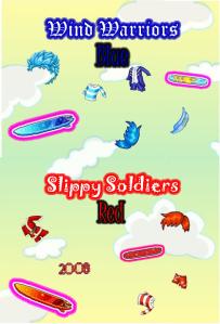 Wind and Slippy uniform