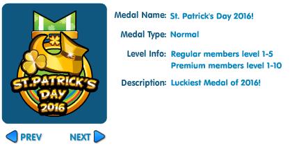medal!