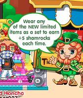SPD Leprechaun Advice