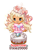 vintage rose hair outfit 3