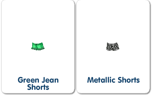 New Shorts April
