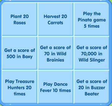 bingo 621