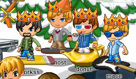 Fantage betas mace donut