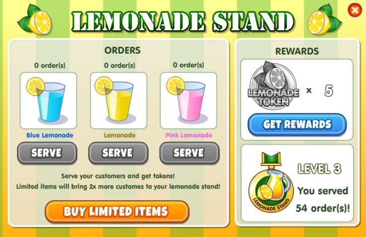 ordering lemons