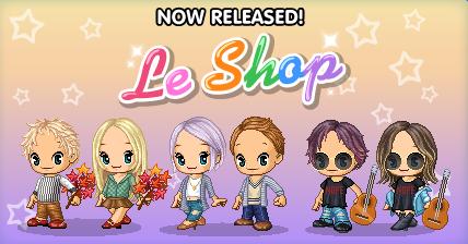 Le Shop September 17