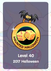 Halloween 2017 Medal Max