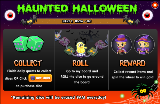 Halloween 2017 Part 2 Guide
