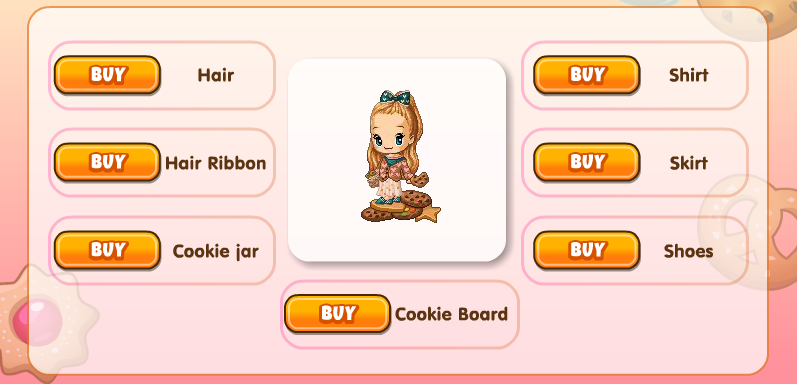 cookie limited items-2